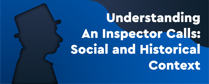 An Inspector Calls - Blog Header